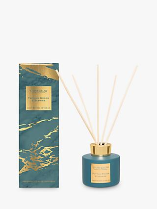 Stoneglow Luna  Papyrus Woods & Jasmine Reed Diffuser, 120ml
