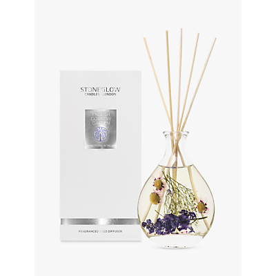 Stoneglow Natures Gift English Country Garden Reed Diffuser, 200ml