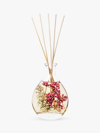 Stoneglow Natures Gift Pink Pepper Flowers Reed Diffuser, 200ml