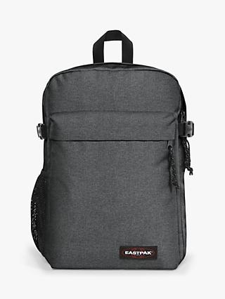 a1c33e19ee Eastpak Standler Backpack, Black Denim