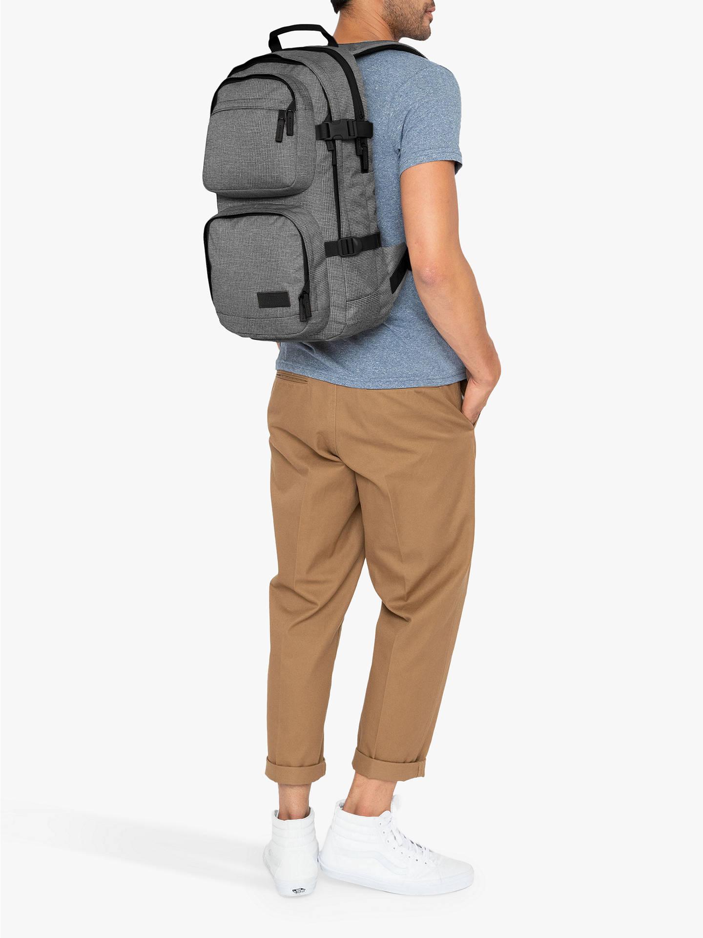 verschillende ontwerpen koop goed 100% echt Eastpak Hutson Backpack, Ash Blend at John Lewis & Partners
