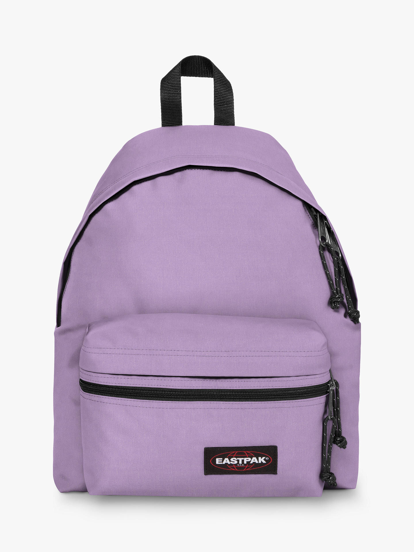 1a4b39ba206 Buy Eastpak Padded Zippl'r Backpack, Flower Lilac Online at johnlewis. ...