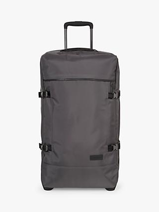 499ae9c2ed3 Eastpak Tranverz 2-Wheel 79cm Large Case, Constructed Metal