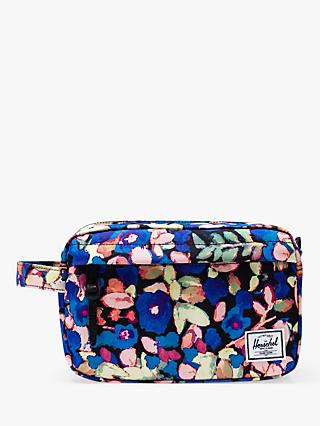 Herschel Supply Co. Chapter Floral Wash Bag, Painted Floral