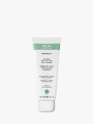 REN Evercalm Global Protection Day Cream, 75ml
