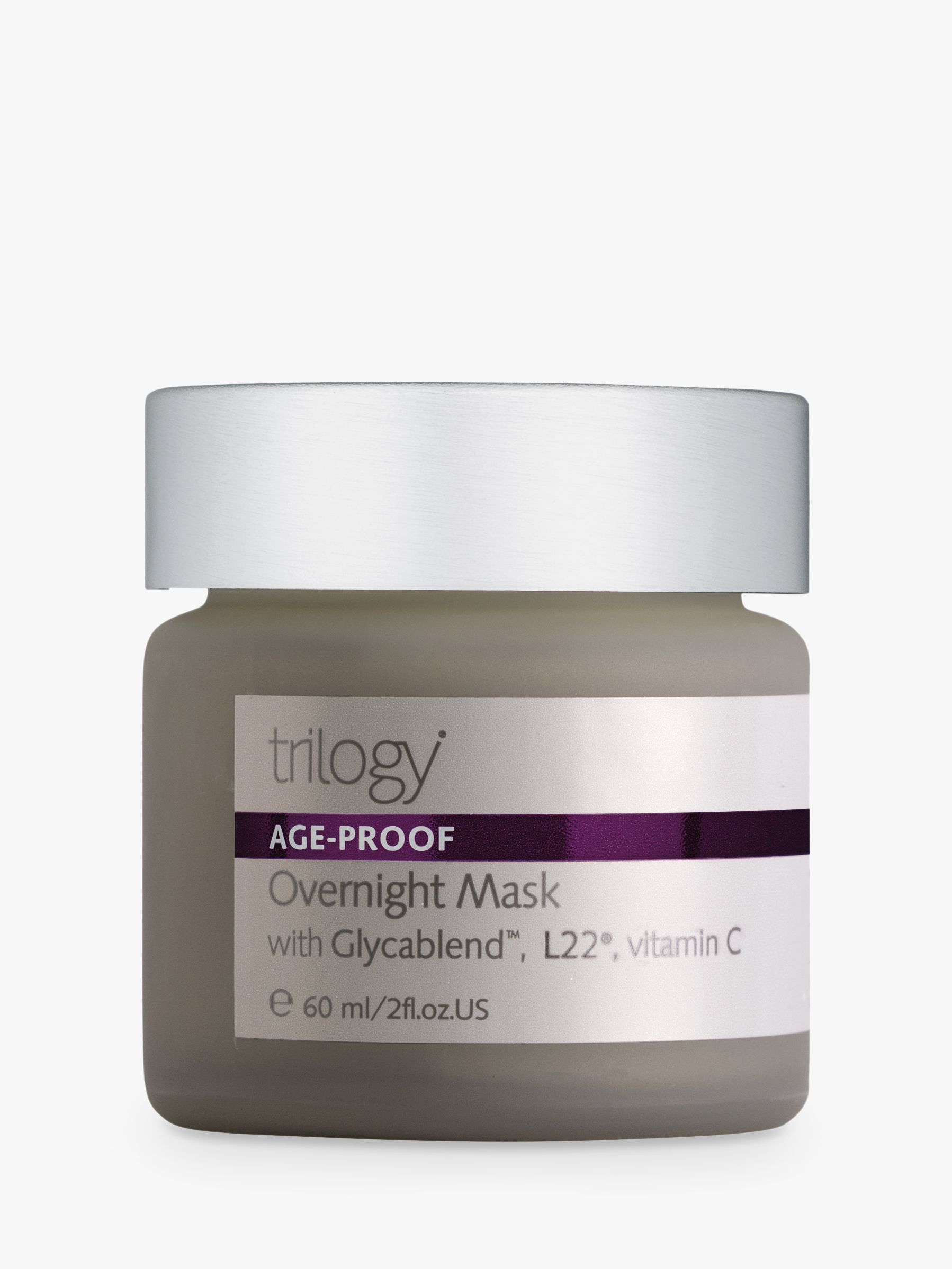 Trilogy Trilogy Age-Proof Overnight Mask, 60ml