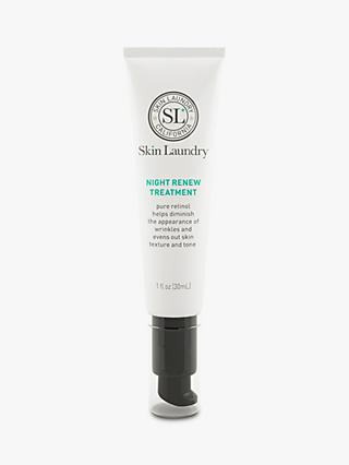Skin Laundry Night Renew Treatment, 30ml