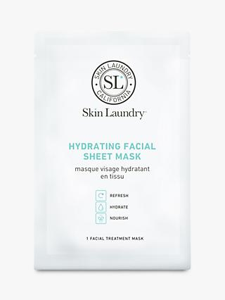 Skin Laundry Hydrating Facial Sheet Mask, x 1