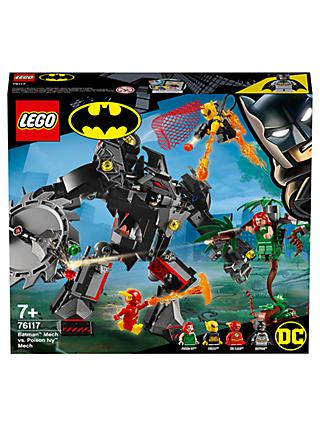 LEGO DC Super Heroes 76117 Batman Vs. Poison Ivy Mech