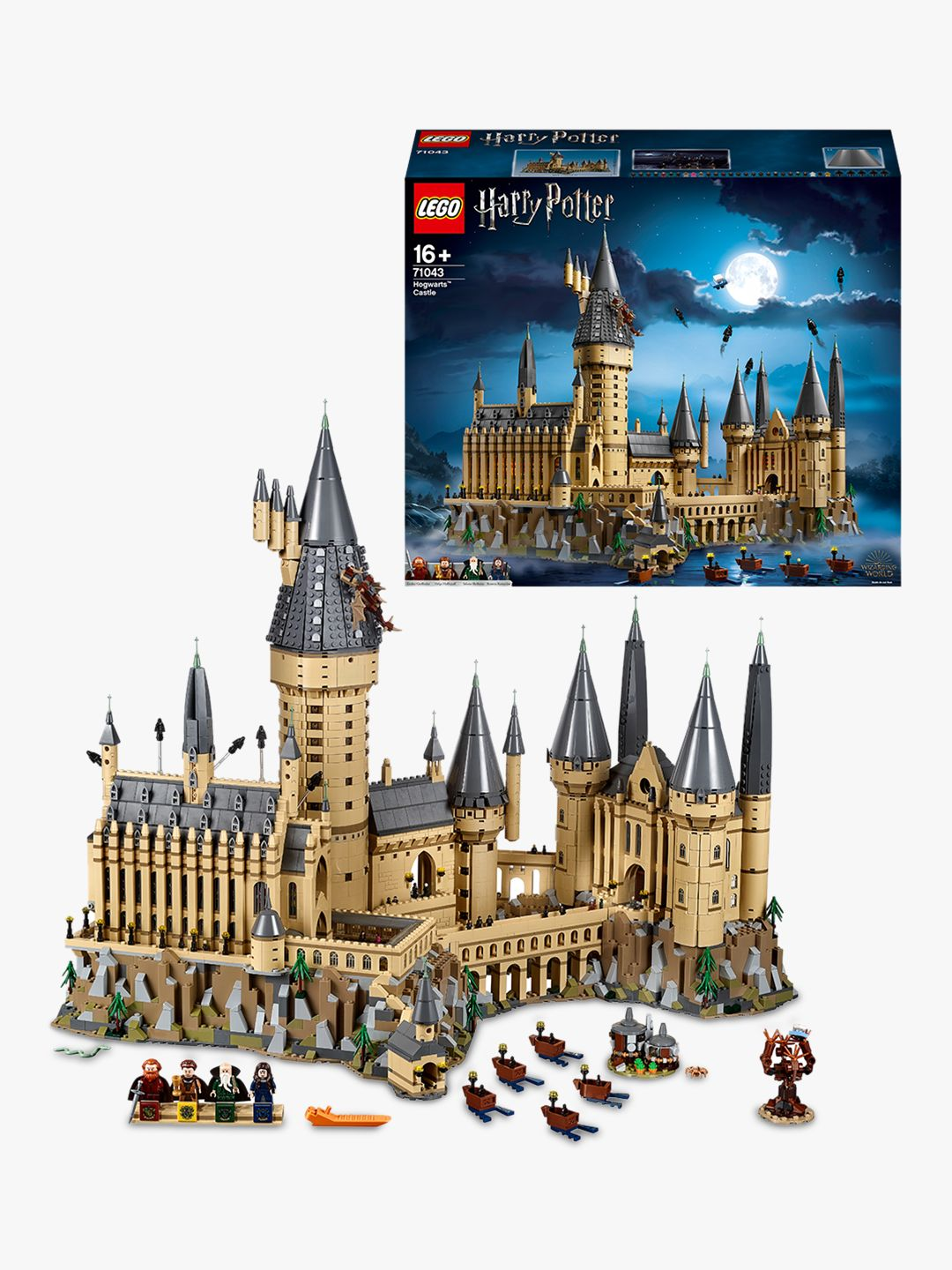 Lego Building Toys Lego Harry Potter Hogwarts Castle Godric