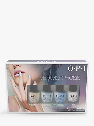 OPI Metamorphosis Mini Nail Polish Collection