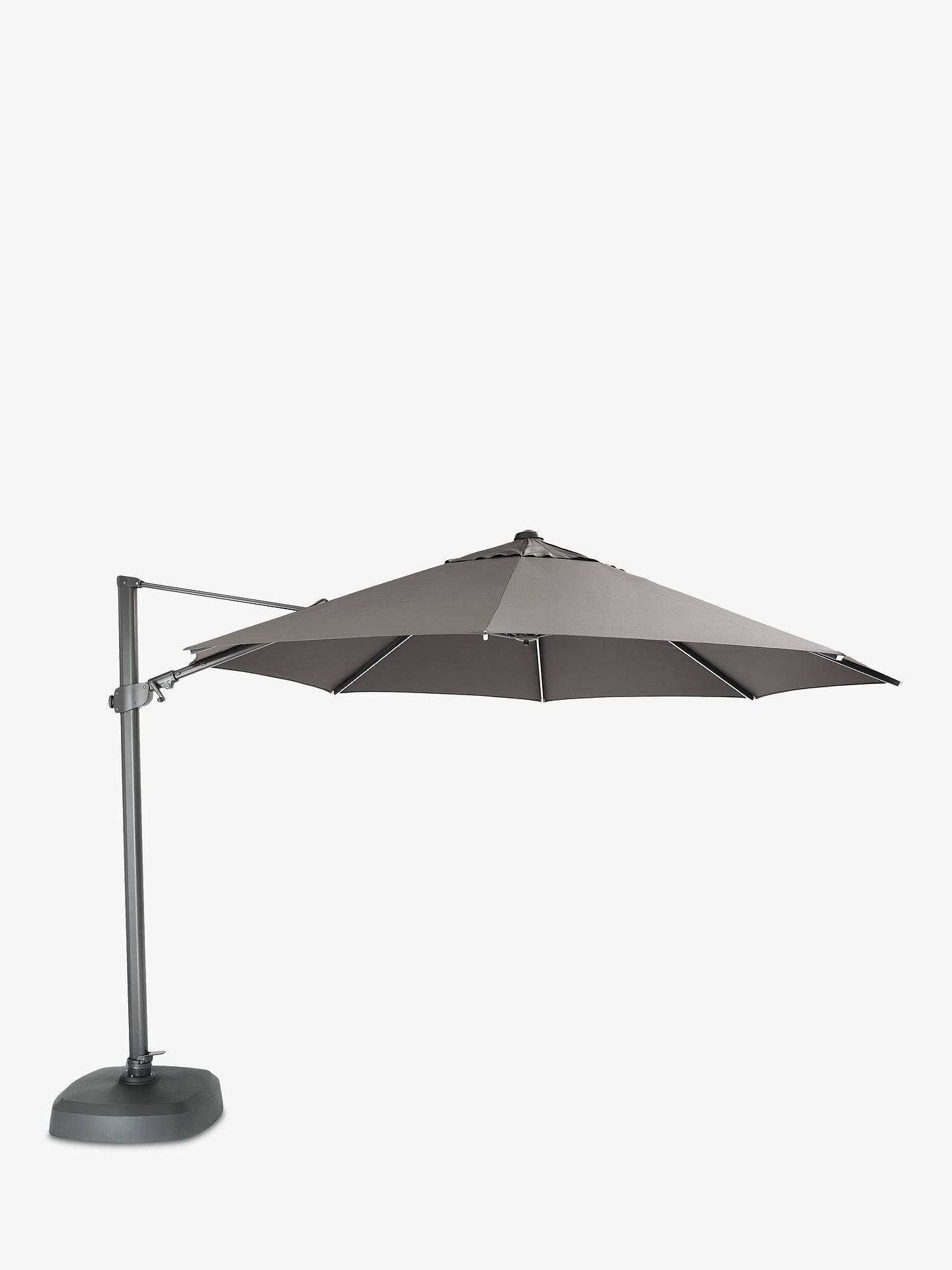Kettler 3 5m Freestanding Arm Led Light Wireless Speaker Parasol