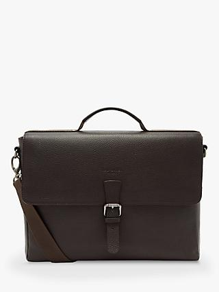 59f828ac3 Ted Baker Departs Leather Satchel