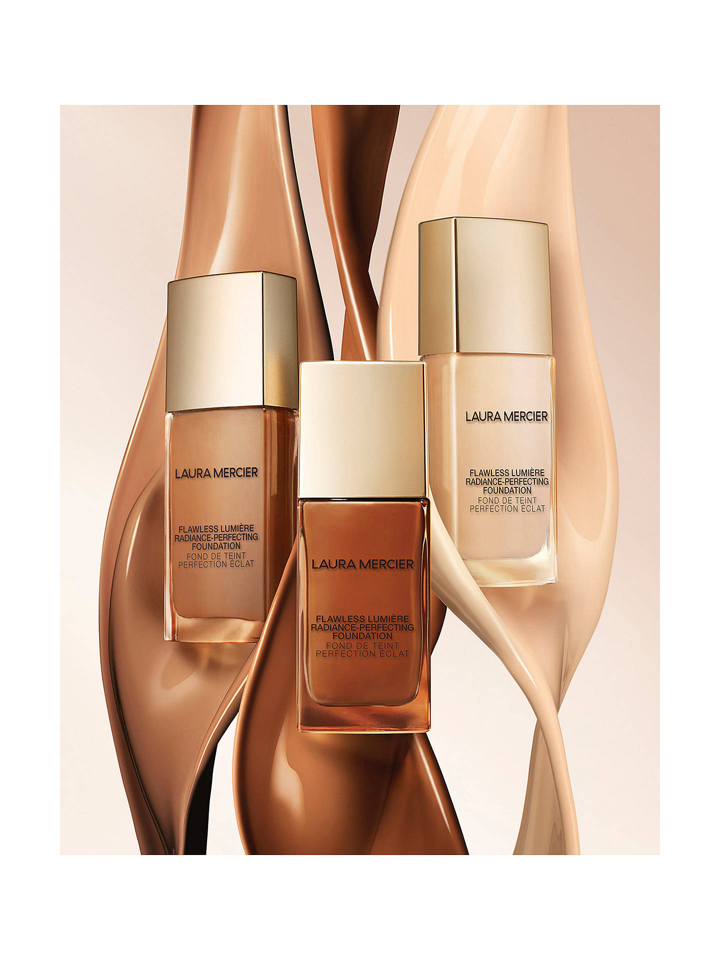 BuyLaura Mercier Flawless Lumière Radiance-Perfecting Foundation, 1C0 Cameo Online at johnlewis.com
