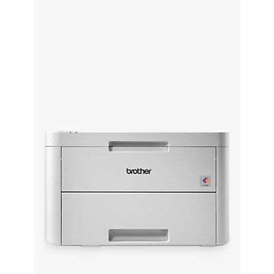Brother HL-L3210CW Wireless Colour Laser Printer, Grey