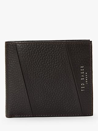 d30fd4e79005 Ted Baker Fiters Seamed Leather Bifold Wallet