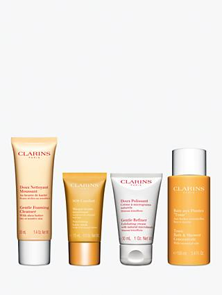 Clarins Tonic Collection Skincare Set