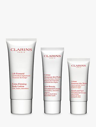Clarins Beautiful Body Bodycare Gift Set