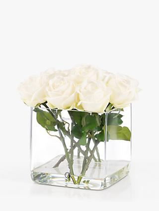 242e5a4399a2 Peony Potted Artificial Roses