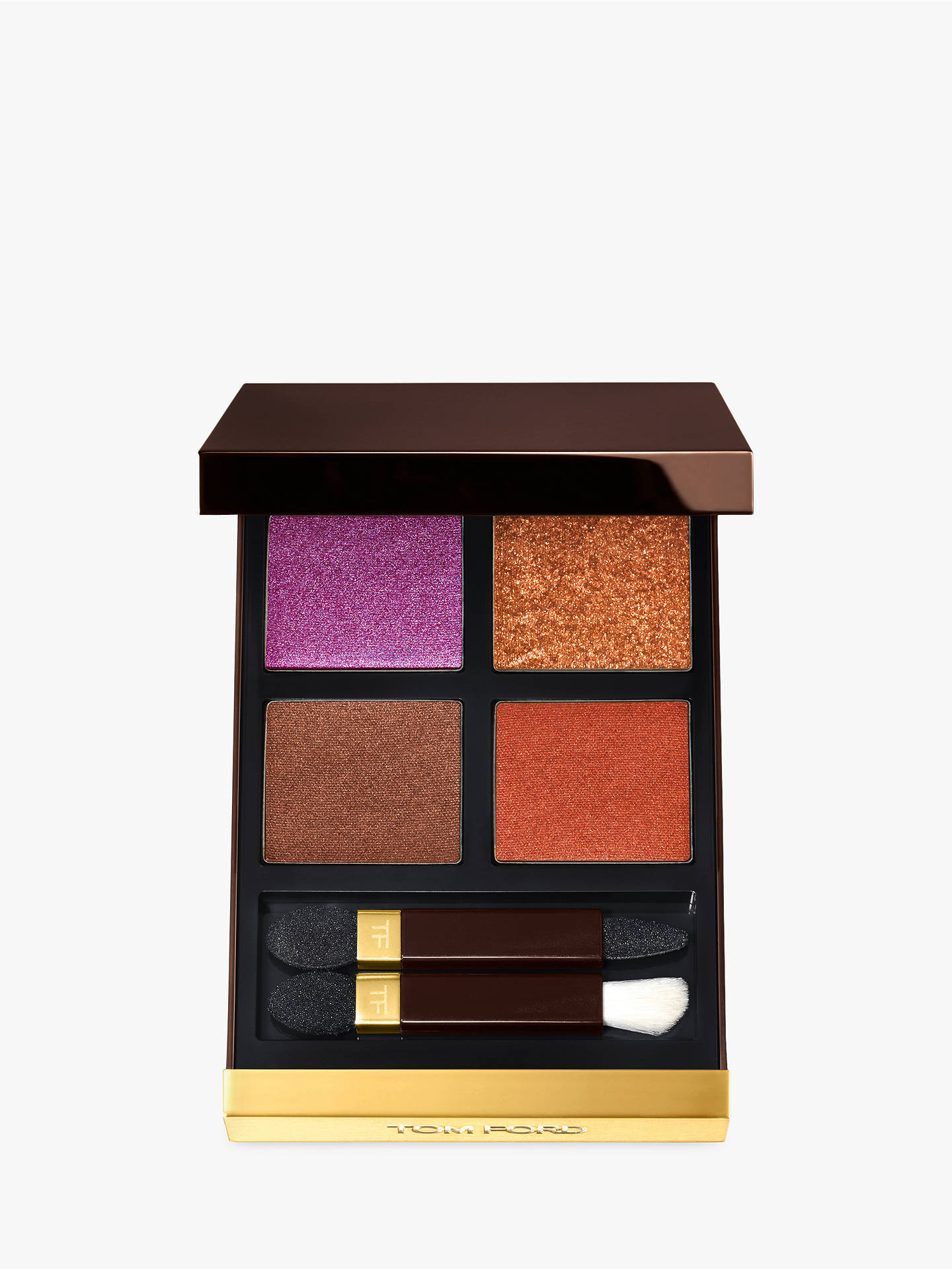 Buy TOM FORD Eyeshadow Quad, African Violet Online at johnlewis.com