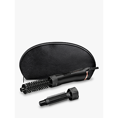 John Lewis & Partners 2781JLU Volume Air Hair Styler, Black