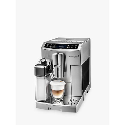 De'Longhi ECAM 510.55 PrimaDonna S Evo Bean-to-Cup Coffee Machine, Silver