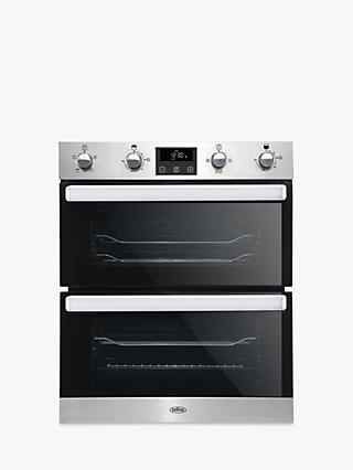 Belling BI702FP Built-Under Double Electric Oven, A Energy Rating