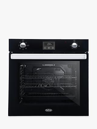 Belling BI602FPCT Built-In Electric Oven, A Energy Rating, Stainless Steel