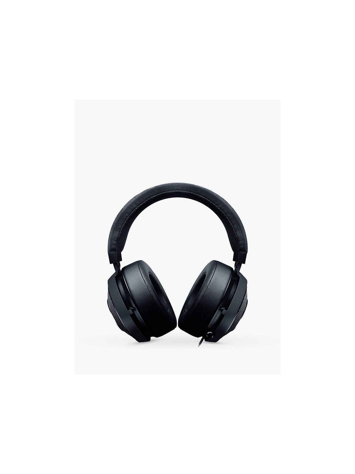 BuyRazer Kraken 7.1 Gaming Headset Online at johnlewis.com ... 7b61e943db