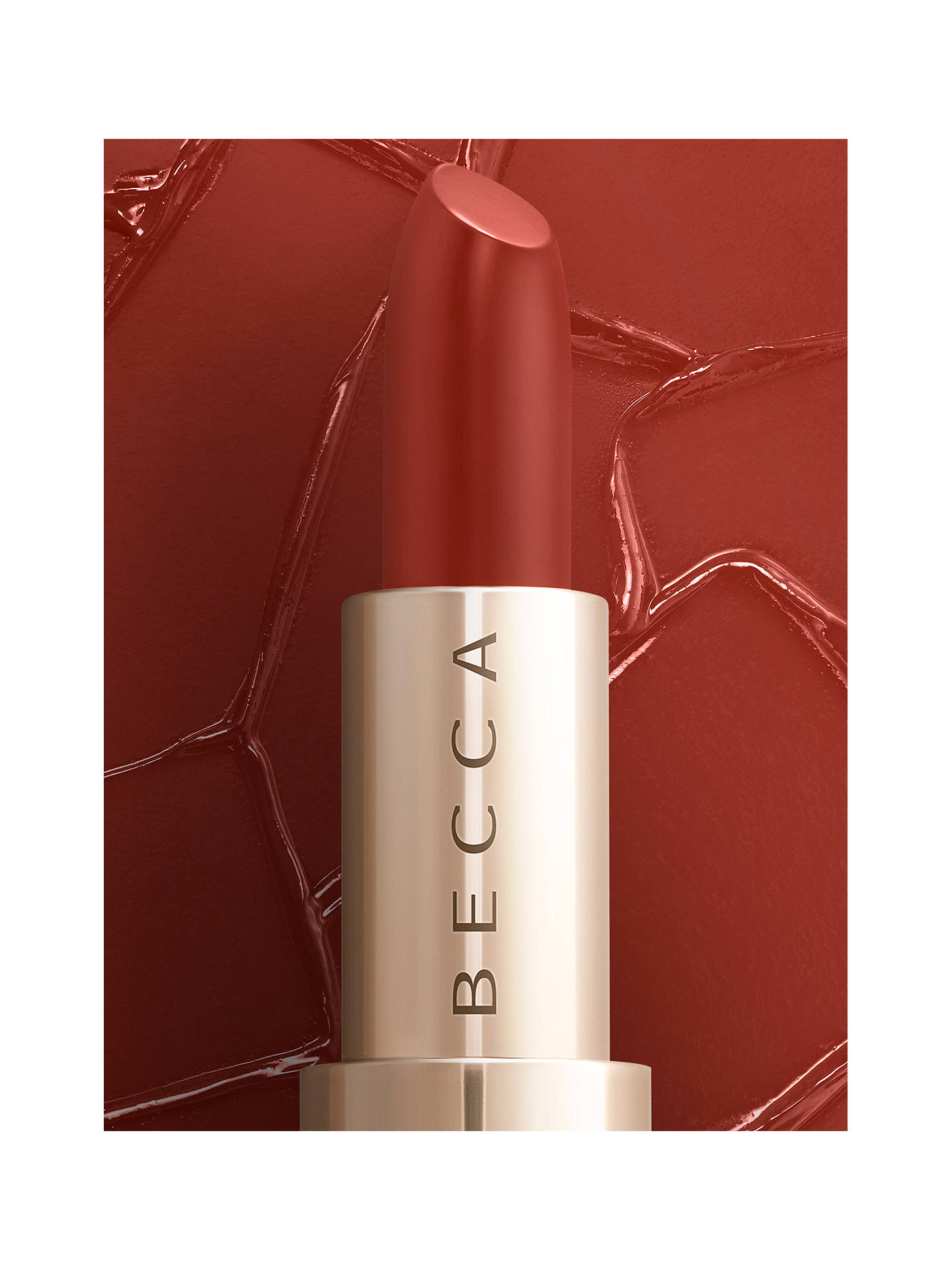 Buy BECCA Ultimate Lipstick Love, Rouge Online at johnlewis.com