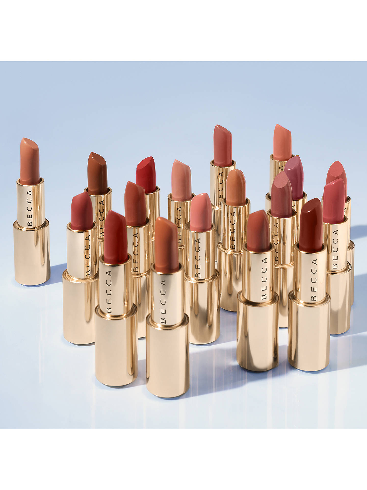 BuyBECCA Ultimate Lipstick Love, Sorbet Online at johnlewis.com
