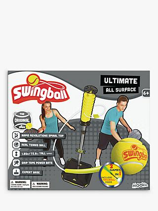 Ultimate Swingball with Tailball Game