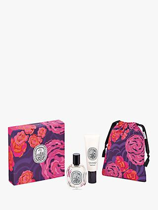 Diptyque Eau Rose Eau de Toilette, 30ml Fragrance Gift Set