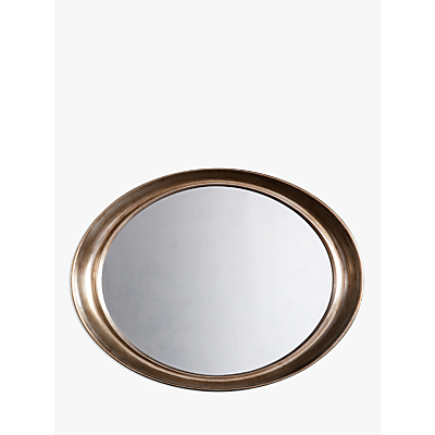 Riley Oval Mirror, 77 x 100cm