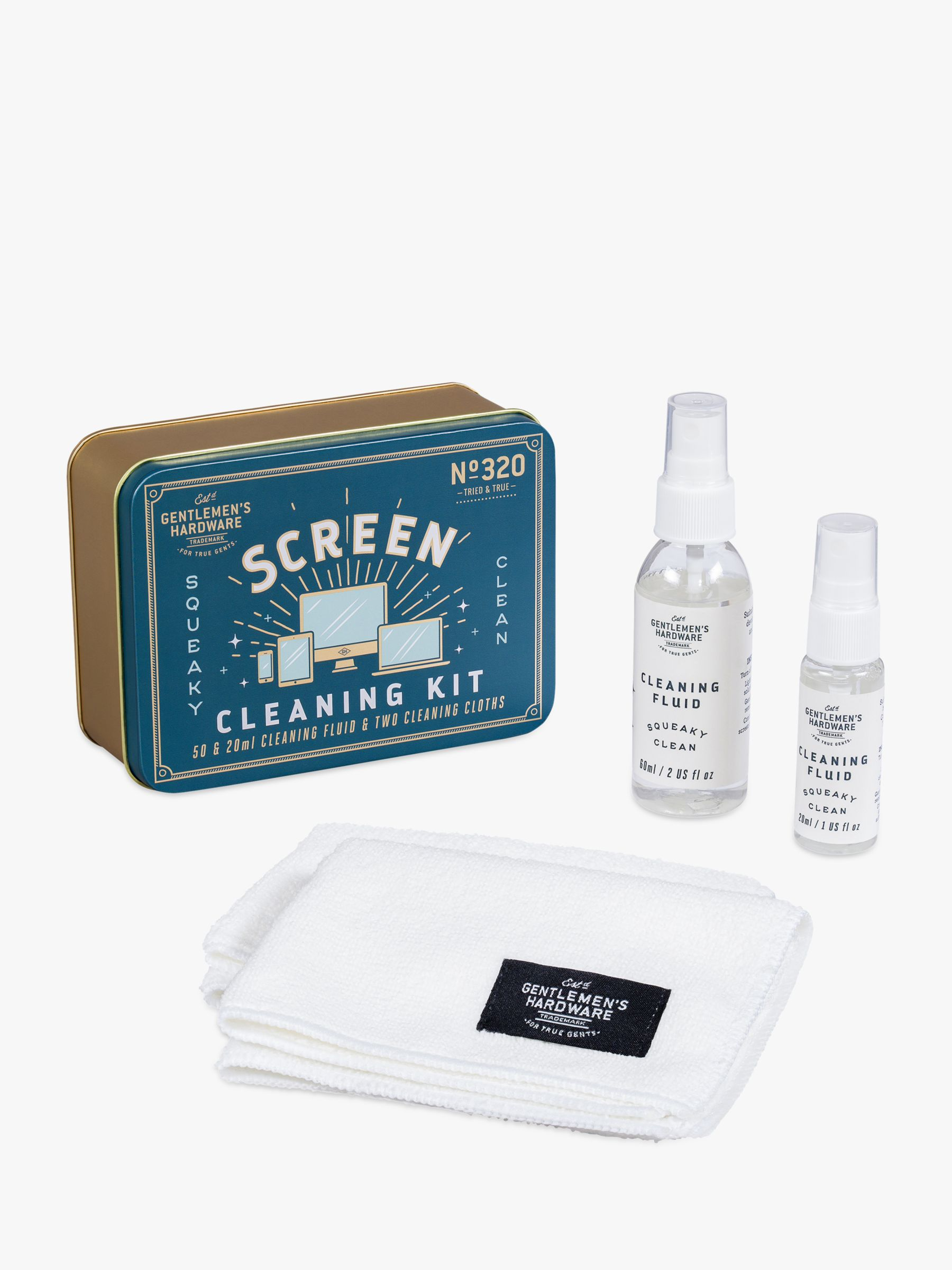 Gentlemen's Hardware Gentlemen's Hardware Screen Cleaning Kit