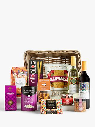 Hampers   Build Your Own, Traditional & Luxury Hampers   John Lewis