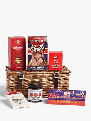 Hampers Build Your Own Traditional Luxury Hampers John Lewis