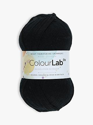 8be41324b38 West Yorkshire Spinners ColourLab DK Yarn