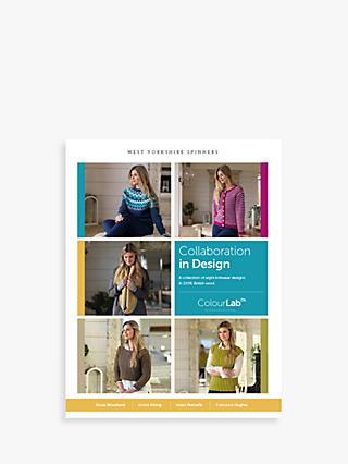 West Yorkshire Spinners Collaboration In Design Knitting Pattern Book