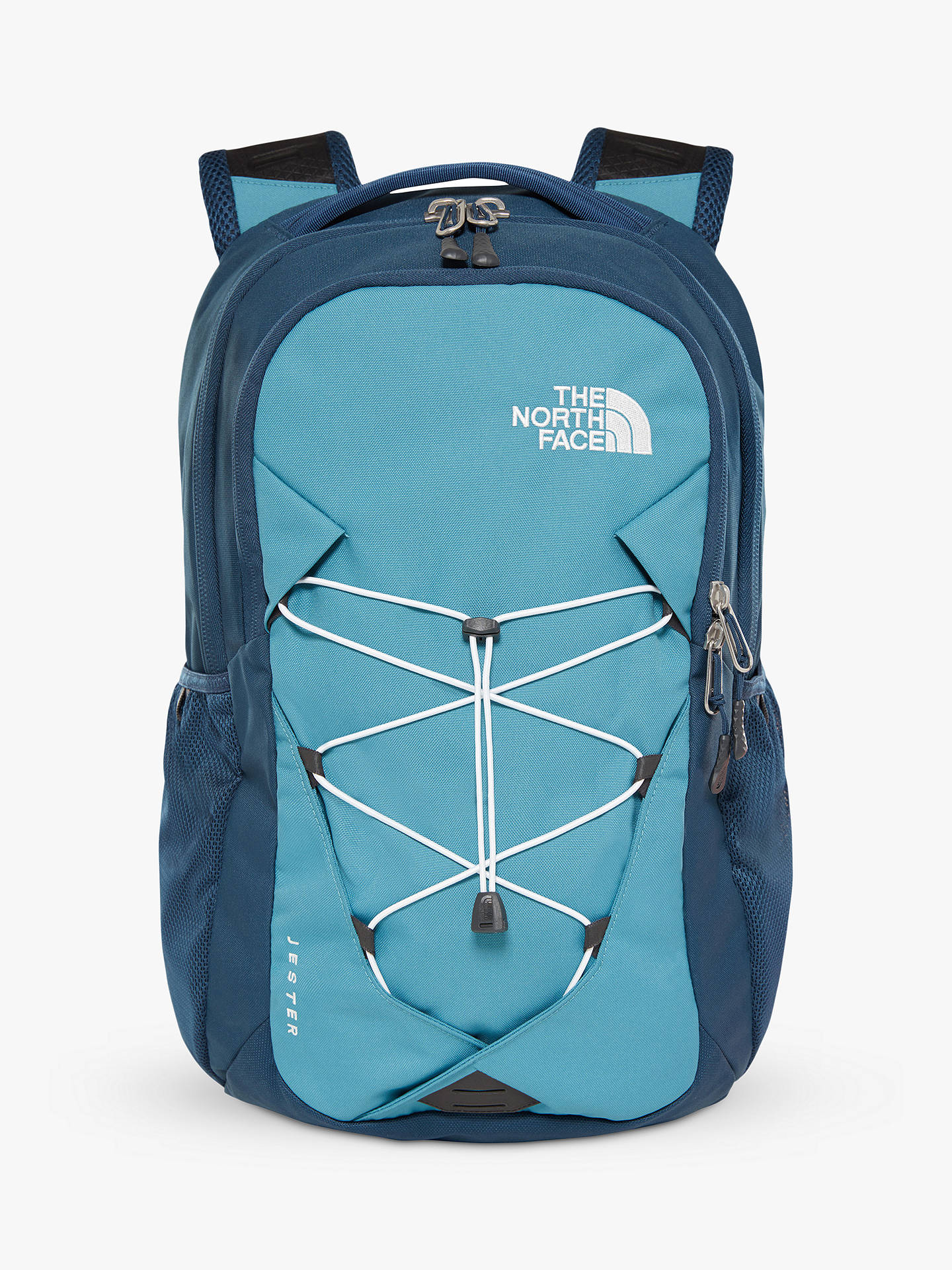 feabccae1 The North Face Jester Backpack, Blue Wing Teal