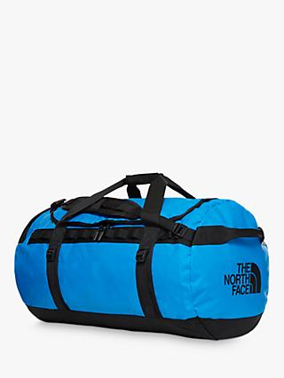 The North Face Base Camp Duffle Bag, Large, Bomber Blue