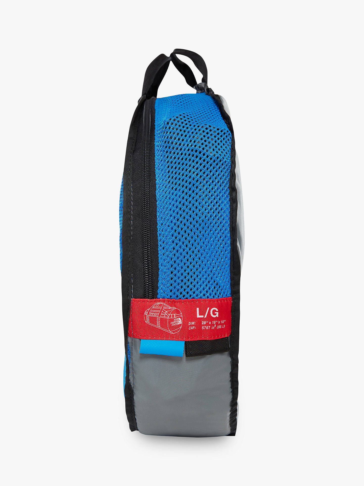 fd76dc4f0 The North Face Base Camp Duffle Bag, Large, Bomber Blue