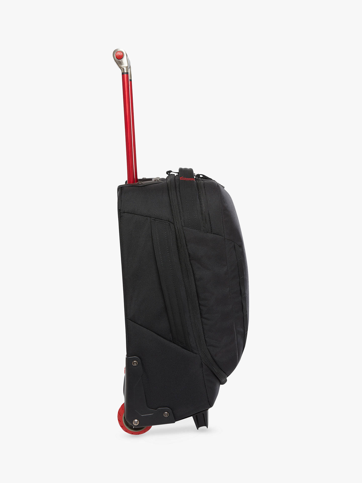 bc642e834 The North Face Overhead Carry-On Bag, Black