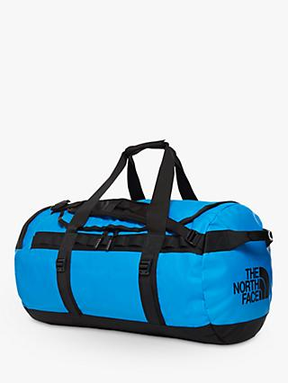 The North Face Base Camp Duffle Bag, Medium, Bomber Blue