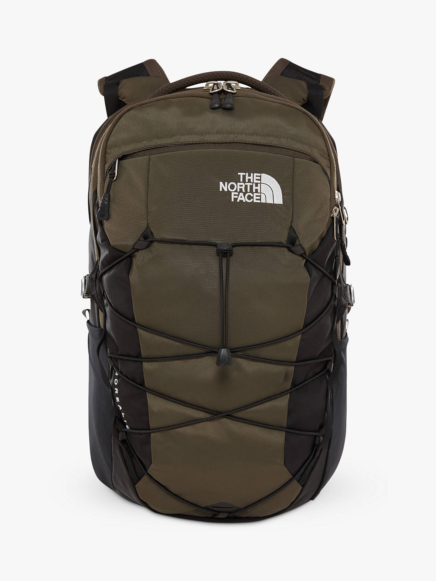 cea58655f659 The North Face Borealis Backpack, New Taupe Green