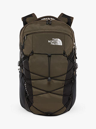 6d20b7b3b The North Face Borealis Backpack, New Taupe Green