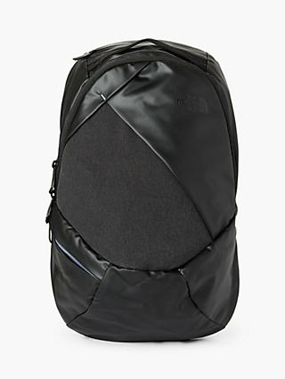 The North Face Electra Backpack, Black Carbonate