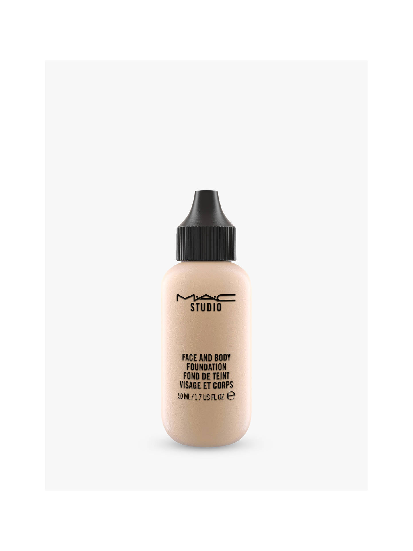 BuyMAC Face/Body Foundation, C3 Online at johnlewis.com