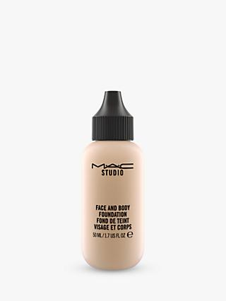 MAC Face/Body Foundation, C3
