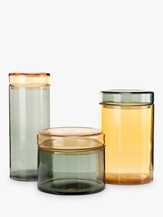 Pols Potten Chic Caps and Jars, Set of 3
